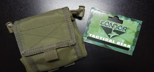 Обзор подсумка Condor Roll — Up Utility Pouch - secretsquirrel.com.ua