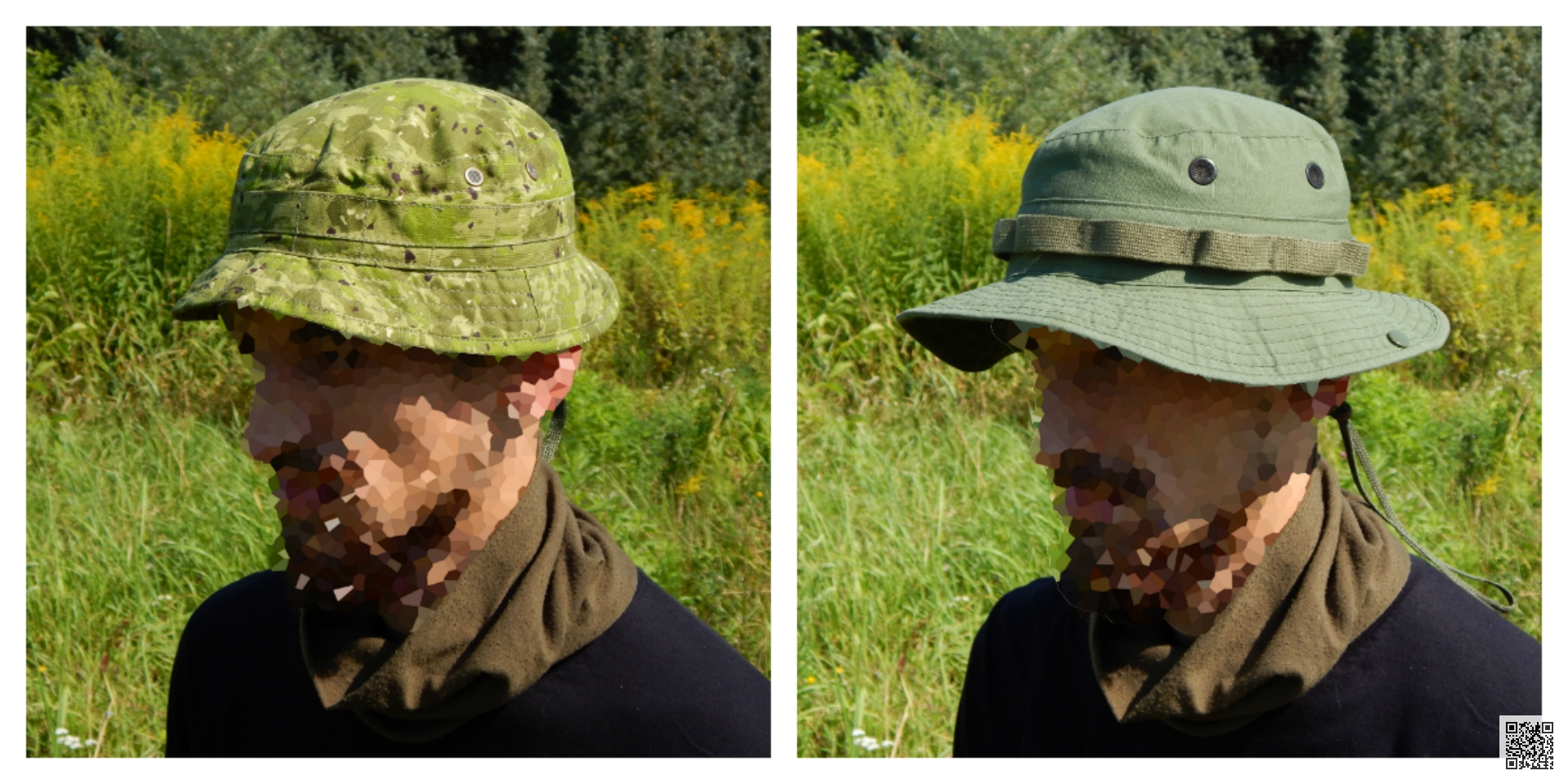 SAS Jungle Hat by P1G-Tac® Review - secretsquirrel.com.ua 5cfa940dc78