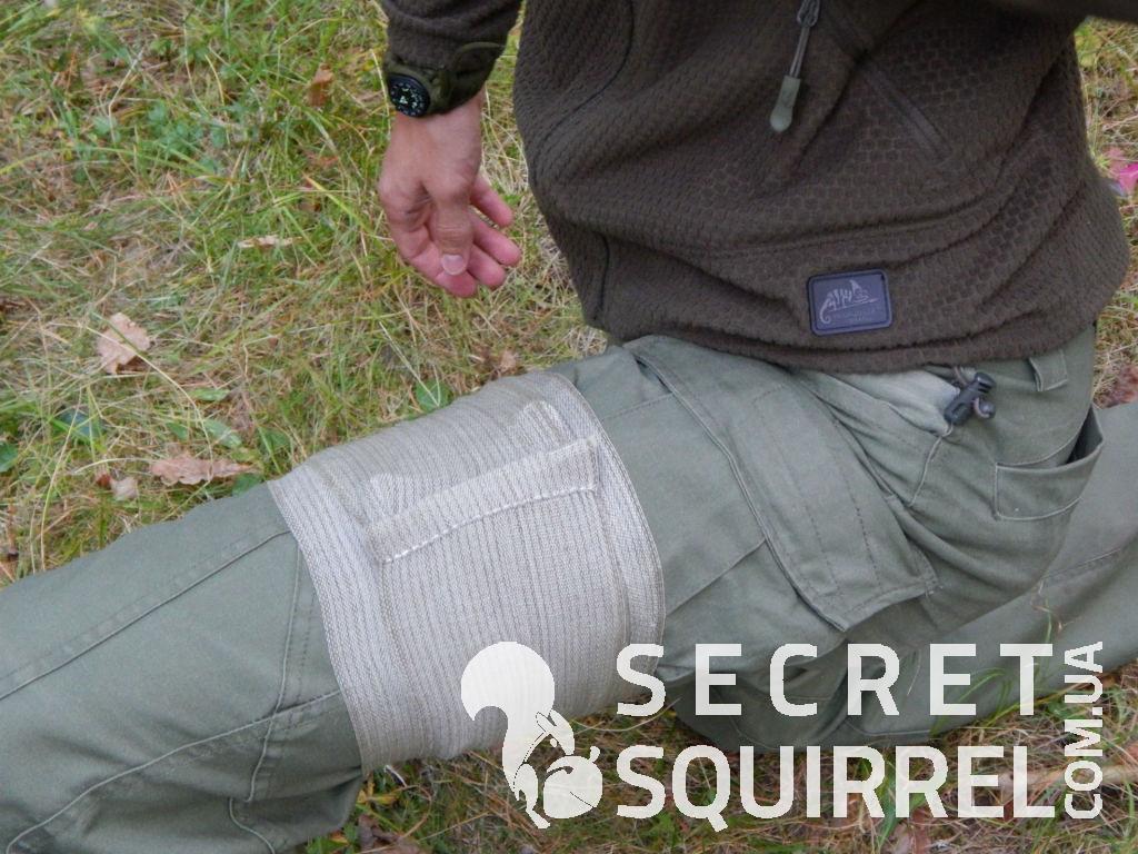 Обзор гемостатической повязки FirstCare Emergency Bandage - secretsquirrel.com.ua