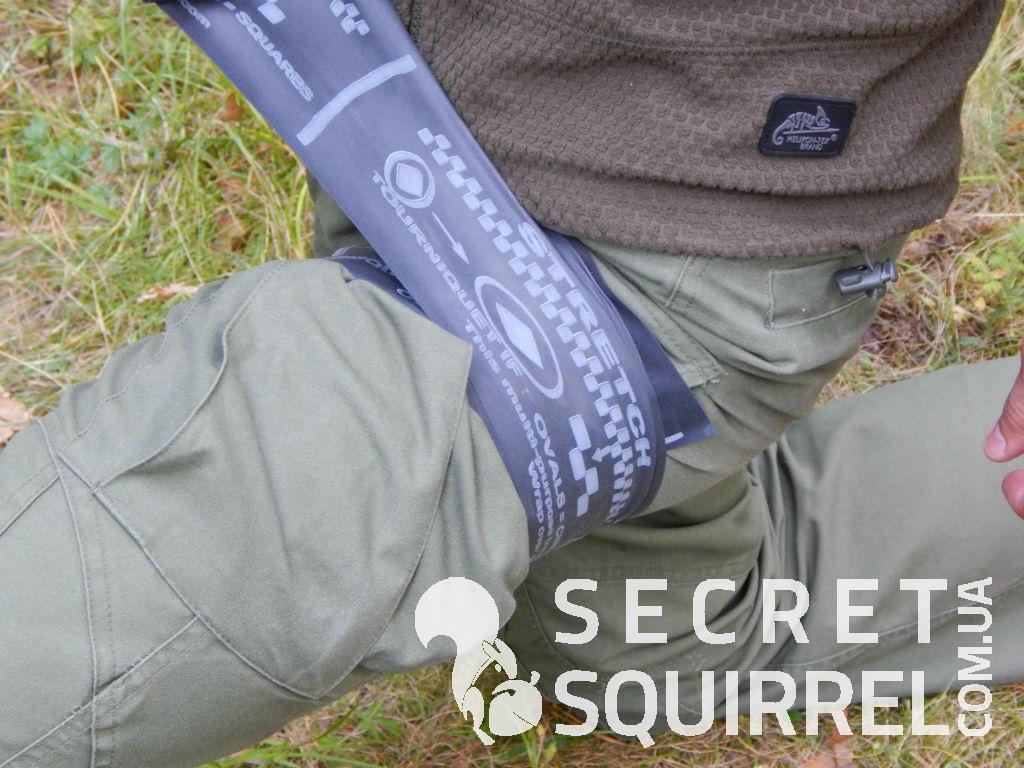 Обзор жгута SWAT-T Tourniquet - secretsquirrel.com.ua
