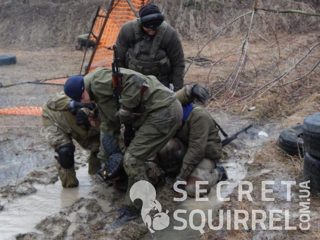 "Курс RC TacMed ""TCCC и стрелковая подготовка"" - secretsquirrel.com.ua"