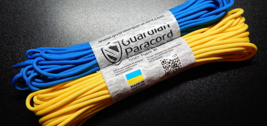 Обзор Guardian Paracord Type-III - secretsquirrel.com.ua