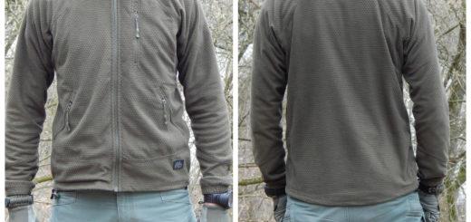 Обзор куртки Helikon-Tex Alpha Grid Fleece Jacket - secretsquirrel.com.ua