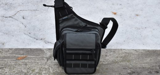 Обзор сумки Danaper Delta - secretsquirrel.com.ua
