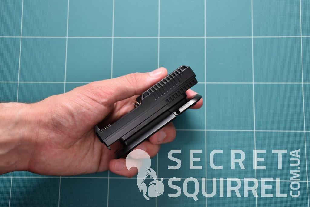 Обзор зарядки Nitecore UM-20 - secretsquirrel.com.ua