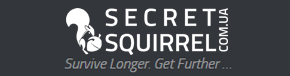 SECRET SQUIRREL Survive Longer. Get Further ...